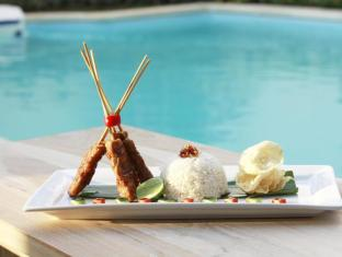 Spazzio Bali Hotel بالي - المطعم