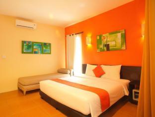 Spazzio Bali Hotel بالي - المظهر الداخلي للفندق