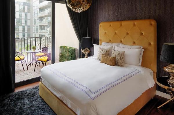 Dream Inn - Splendorous 3 Bedroom Apartment in City Walk Dubai