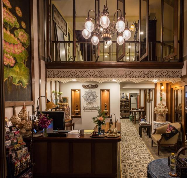 โรงแรมวรรณมาศ – Wannamas Chiangmai Boutique House