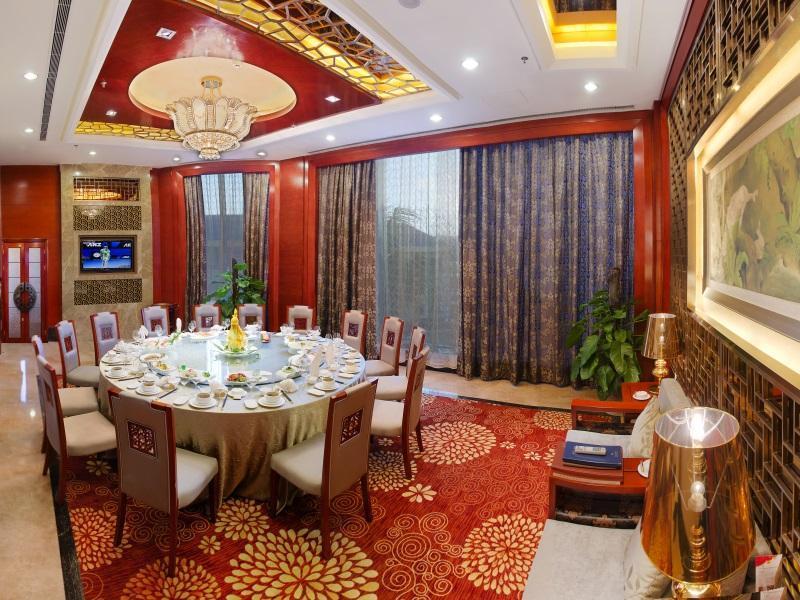 Review Empark Grand Hotel Xishuangbanna