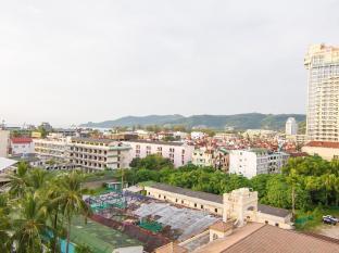 Patong Hemingway's Hotel Phuket - Udsigt