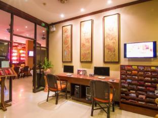 巴東海明威的酒店 布吉 - 大廳