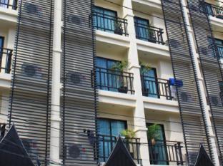 Patong Hemingway's Hotel Пхукет - Зовнішній вид готелю