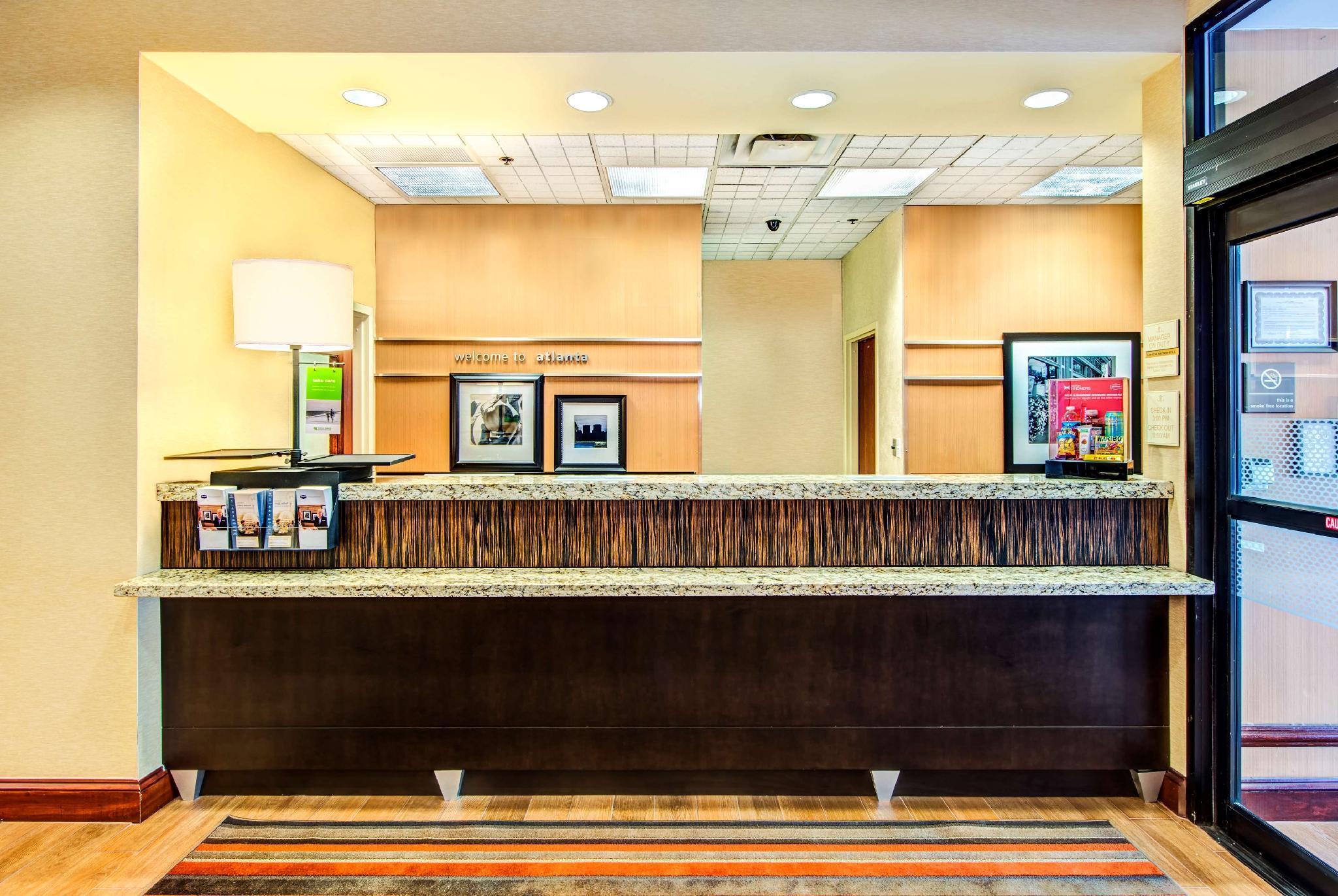 Hampton Inn And Suites Atlanta Galleria