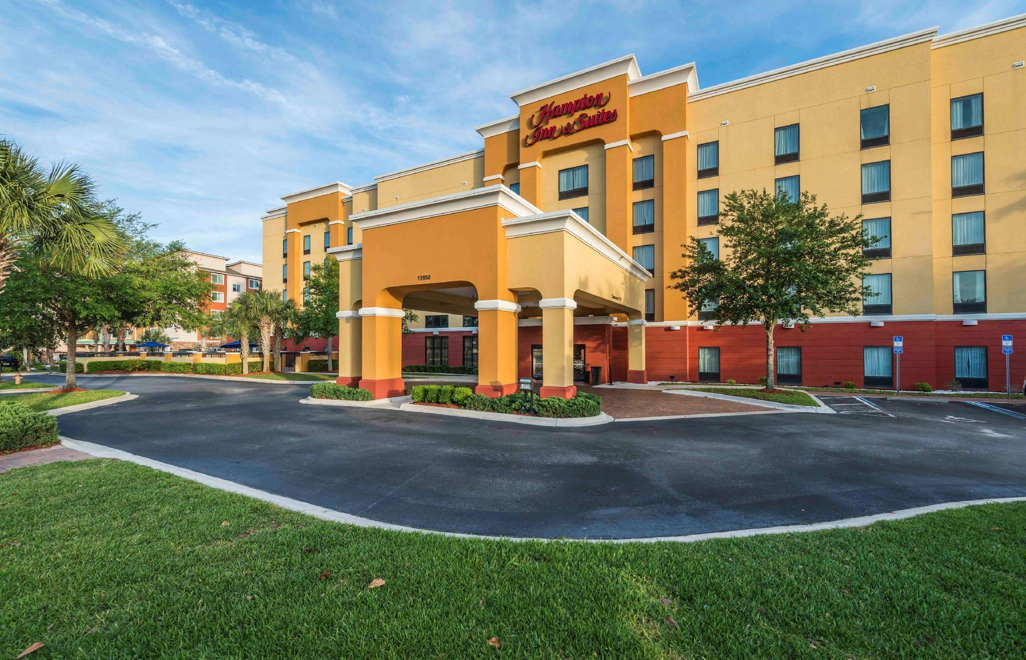 Hampton Inn And Suites Jacksonville South Bartram Park
