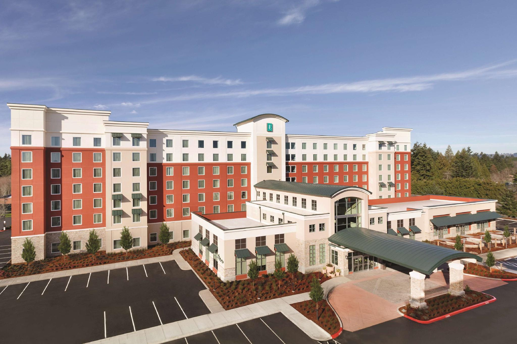 Embassy Suites By Hilton Portland Hillsboro