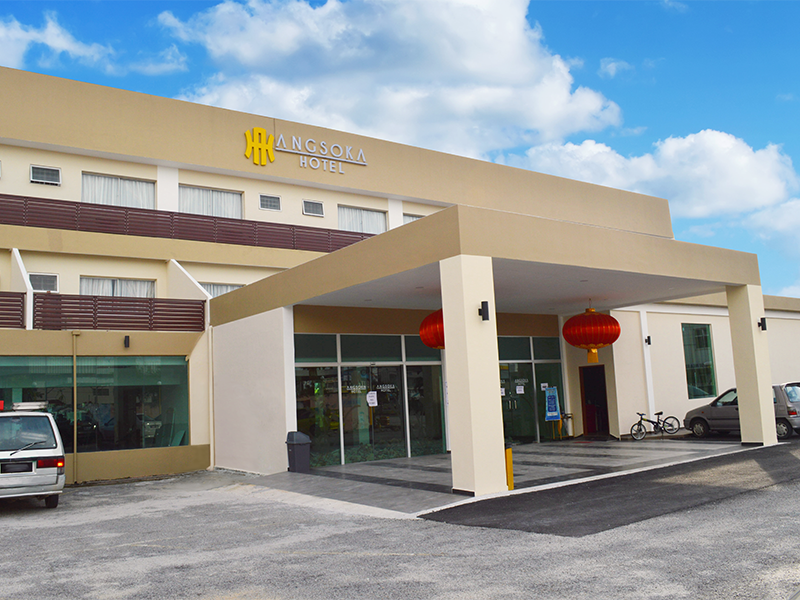 Angsoka Hotel Teluk Intan