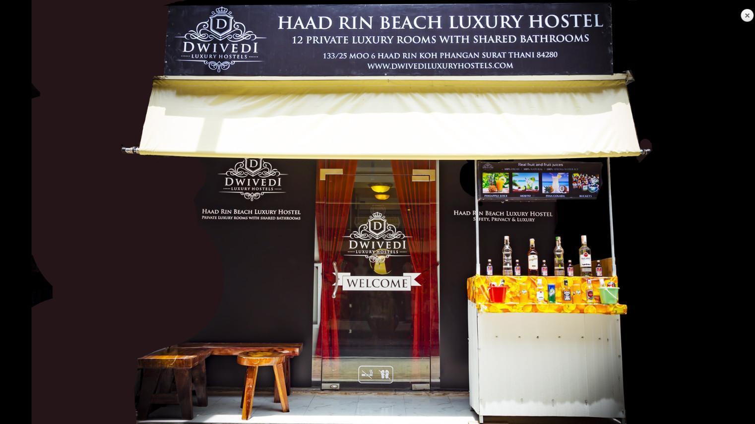 Haad Rin Beach Luxury Hostel