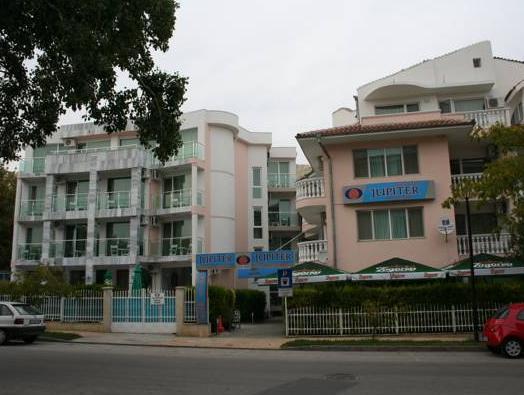 Jupiter 1 Family Hotel