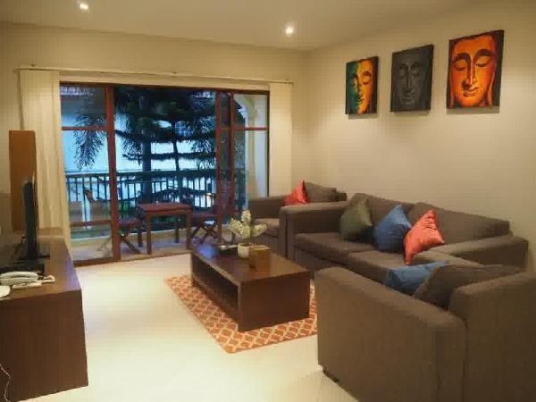 Two Bedrooms Holiday Apartment Bangtao Phuket Phuket