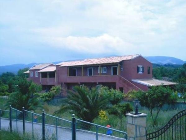 Blue Dream Apartments Corfu Island