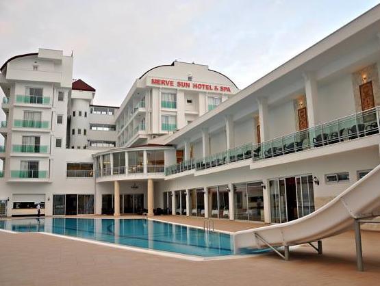 Merve Sun Hotel And SPA