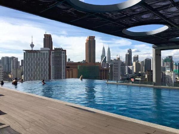Charming View of KLCC from Cozy Studio@Jln Pudu,KL Kuala Lumpur