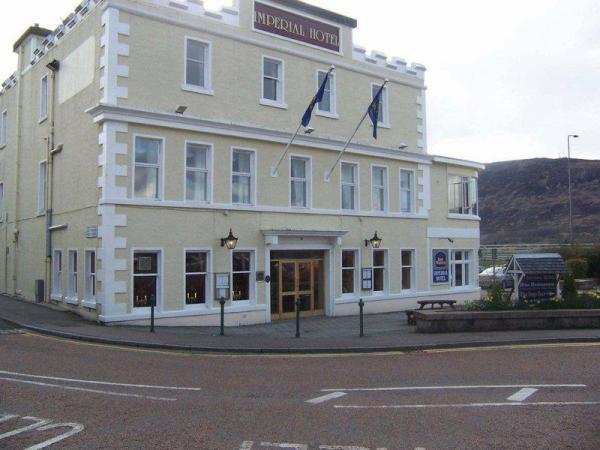 Best Western Imperial Hotel Fort William