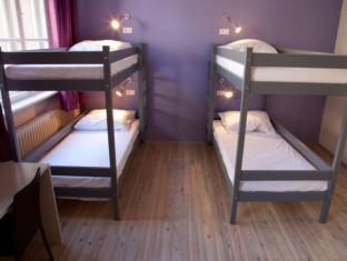 PLUS BERLIN Hotel & Hostel Berlin - Inne i hotellet