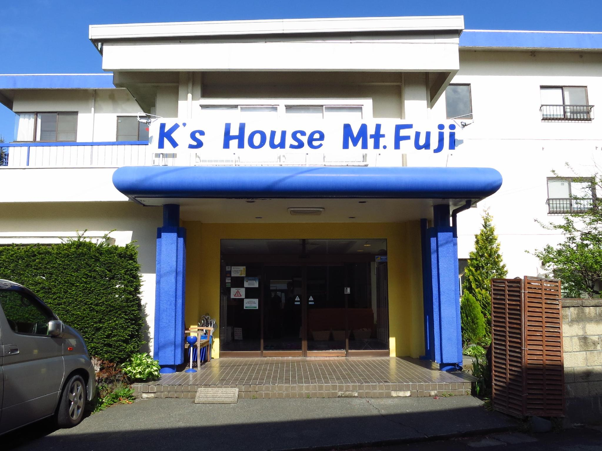 K's House Mt.Fuji   Backpackers Hostel