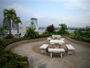 Omni Suites Aparts-Hotel Bangkok - Roof Top Garden