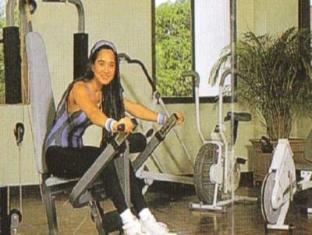 Omni Suites Aparts-Hotel Bangkok - Fitness Room