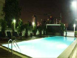 Omni Suites Aparts-Hotel Bangkok - Swimming Pool