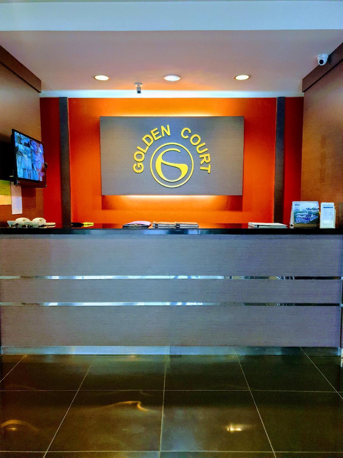 Golden Court Hotel @ Taman Pelangi