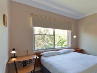 Victor Lodge B&B Guesthouse Canberra - Double Room -shared bathrooms are down the hall