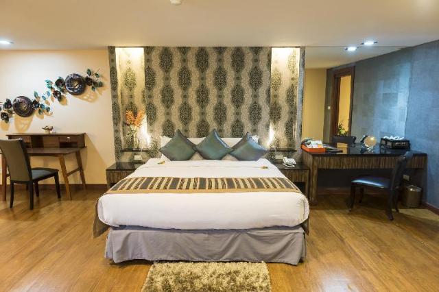 โรงแรมคุ้มภูคำ – Khum Phucome Hotel
