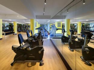 Radisson Blu Hotel Shanghai New World Shanghai - Gym