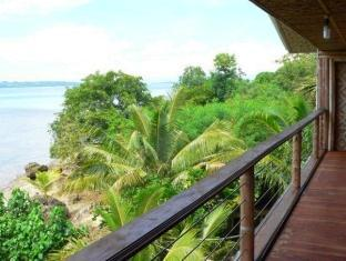 Isle of View Beach Resort And Guesthouse Loon - Balkón/terasa