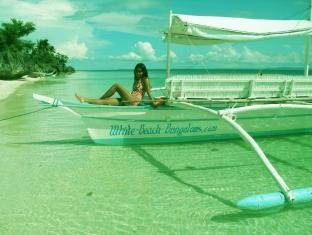 White Beach Bungalows Bantayan Island - Resort Boat