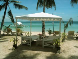 White Beach Bungalows Bantayan Island - Massage Pavllion