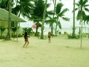 White Beach Bungalows Bantayan Island - Beach Volleyball-Badminton