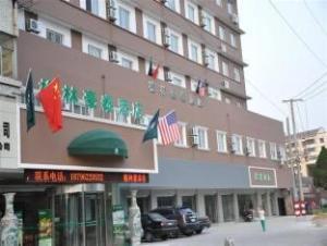 Green Tree Inn Xuzhou Huanghe North Road Jin Ying Express
