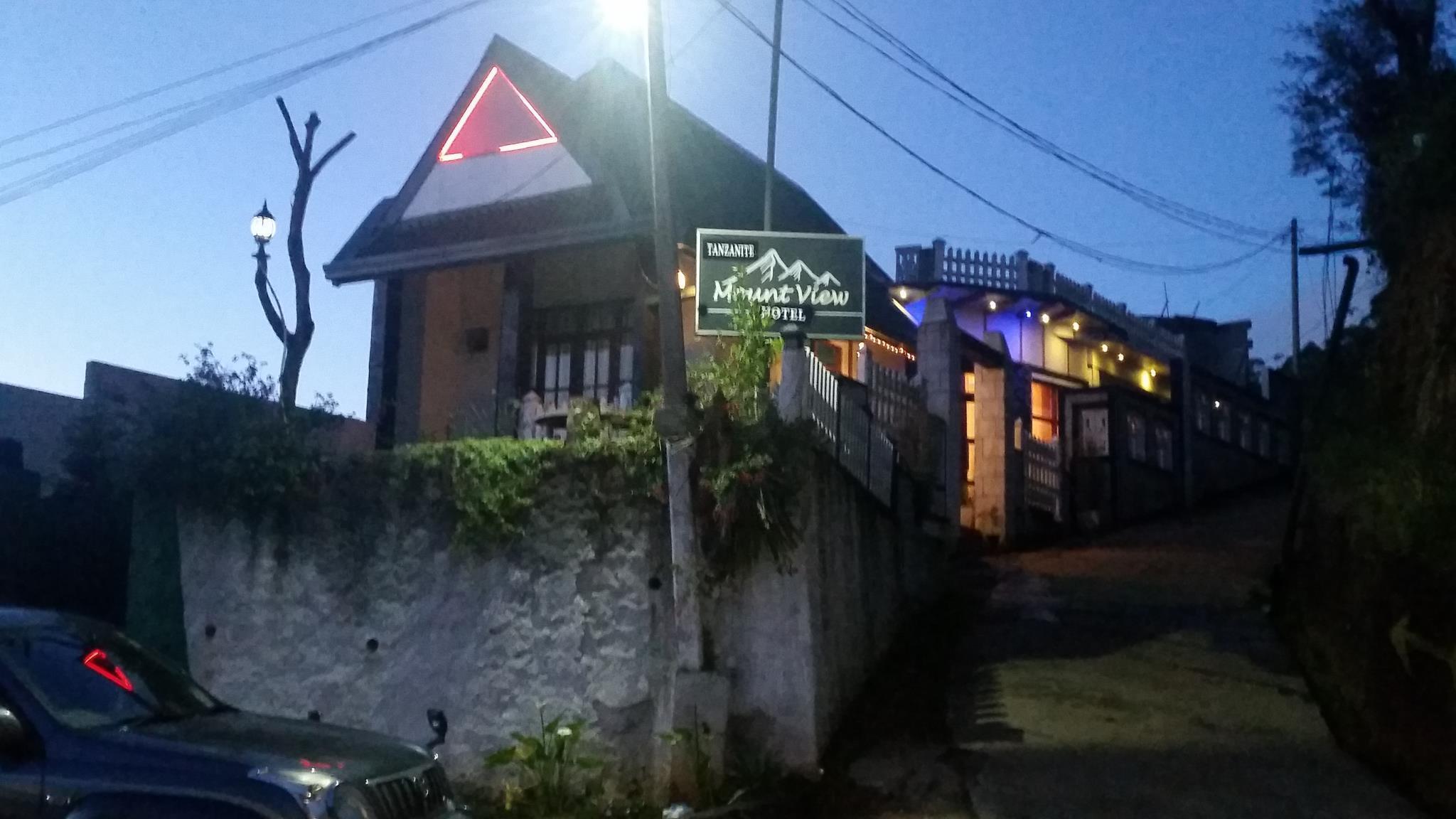 Tanzanite Mount View Hotel