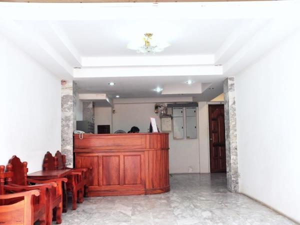 Highfive Guesthouse Pattaya
