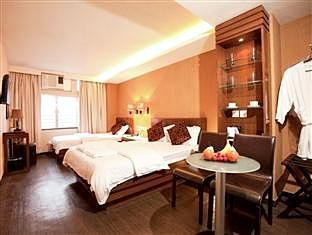 Sunny Day Hotel, Mong Kok Honkonga - Istaba viesiem