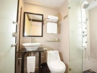 Sunny Day Hotel, Mong Kok Hongkong - Badezimmer