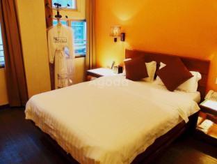 Sunny Day Hotel, Mong Kok Hongkong - Gästezimmer