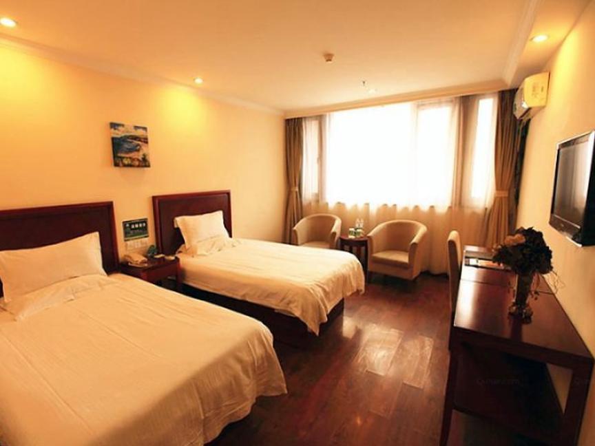 Discount GreenTree Inn Tianjin Dasi Meijiang Huizhanzhongxin Business Hotel