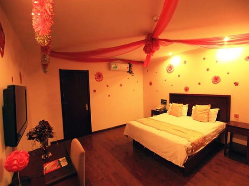 Review GreenTree Inn Tianjin Dasi Meijiang Huizhanzhongxin Business Hotel