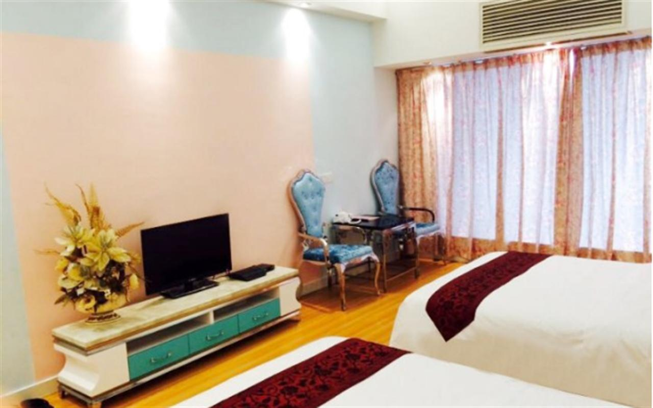HAITANG Luxurious 2 Beds Apartment