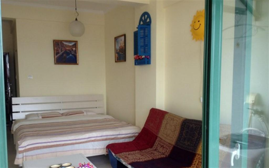 18 DEGREE SUNNY HOLIDAY APT Studio For 4 Accomodates With Sea View