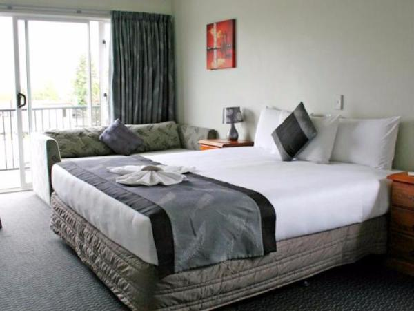 Silver Fern Lodge Taupo