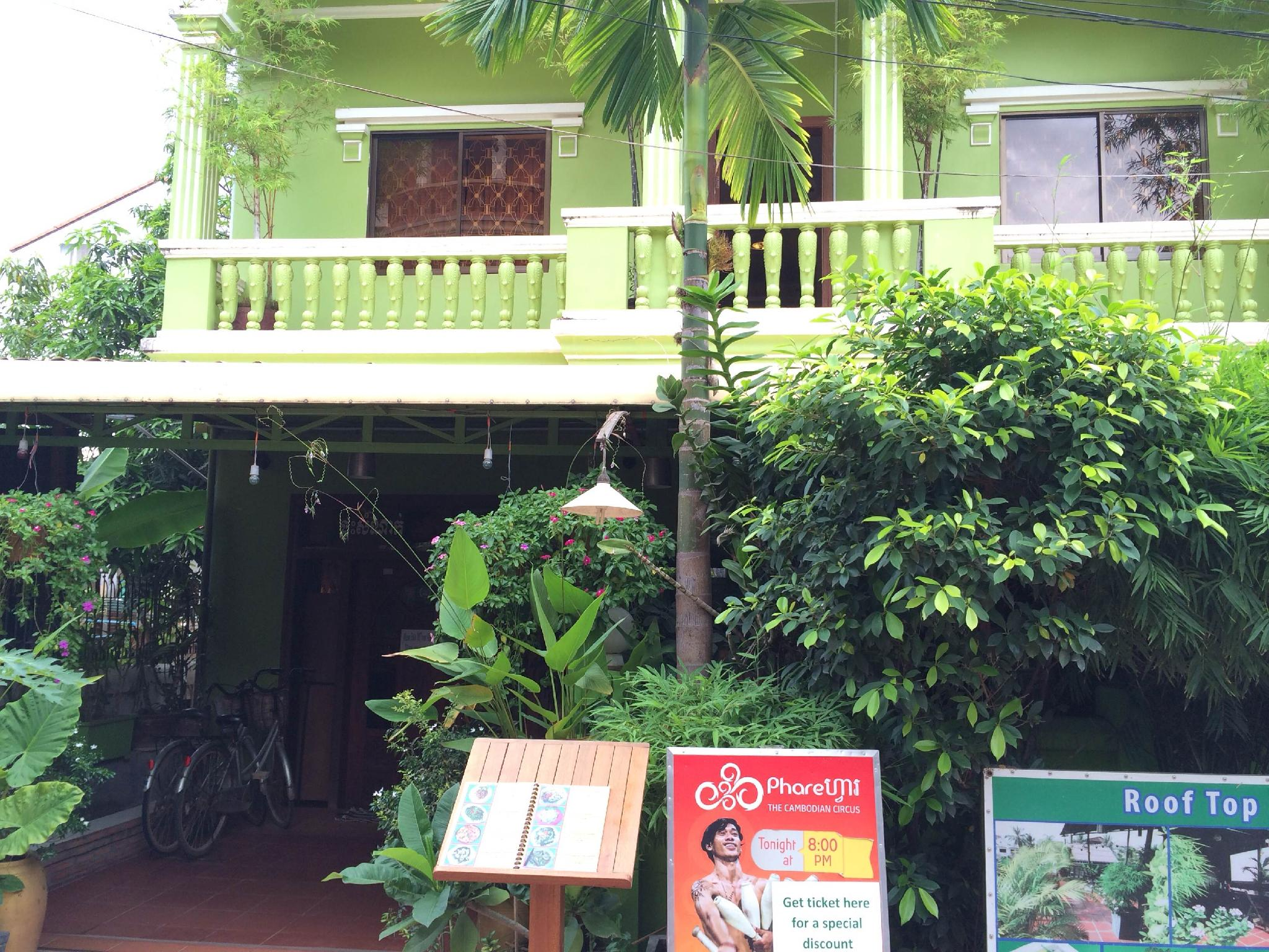 Golden Takeo Guesthouse