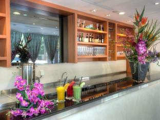 Orchid Hotel Singapore - Ravintola