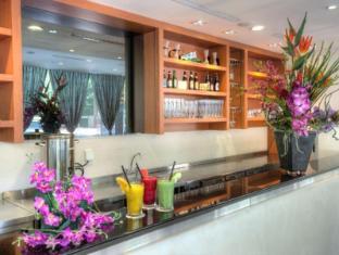 Orchid Hotel Сингапур - Ресторан
