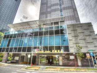 Orchid Hotel Singapore - Utsiden av hotellet