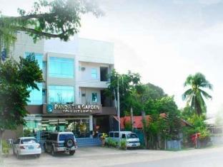 Panda Tea Garden Suites Bandar Tagbilaran - Bahagian Luar Hotel