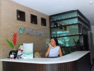 Panda Tea Garden Suites Tagbilaran - Reception