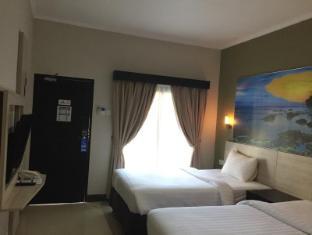 Asoka City Bali Hotel Bali - Gastenkamer